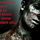 ONE TO 12. HOUSE MUSIC PODCAST NOVEMBER 2012 - MIXED BY TOBIAS SCHULZ