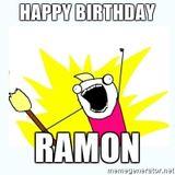 --- RAMON HAPPY BIRTHDAY MIX ----