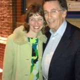 Suzanne's stories with the stars- Robert Powell and Simon Callow Plus Music