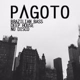 Pagoto @ Brazilian Bass/Deep House/Nu Disco Mix - DDJ-SB