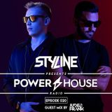 Power House Radio #20 (Jude & Frank Guestmix)
