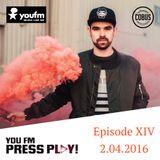 Press Play No. XIV by Cobus