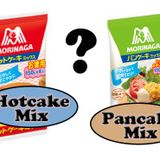 Morinaga Hot Cake MIX  by K.N.
