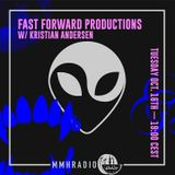 Fast Forward Production w/Kristian Andersen // 16.10.18