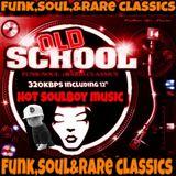oldschool-funk-soul-rare classics.500tracks maybe more :)/5