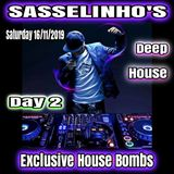 Sasselinho's Day 2 - Selected & Mixed - Deep Tech House