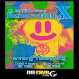 GL0WKiD pres. GenerationX [RadioShow] @ Nu-Rave Radio (08MAY2014)