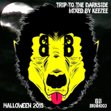 Trip To The Darkside - 93 Hardcore & Jungle Mixed By KeeZee - Halloween 2015