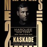 Kaskade x Marquee New York