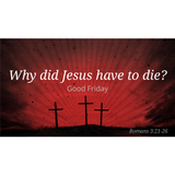 Why did Jesus have to die? ( Good Friday) - Grant Retief
