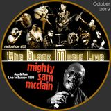The Black Music Live #53 - MIGHTY SAM McCLAIN (oct. 2019)