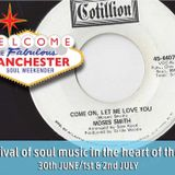 The Manchester Soul Weekender Mixtape - 24 soulful tracks from 24 DJs for your listening pleasure