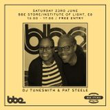 BBE In-store with DJ Tunesmith & DJ Pat Steele, 23 June 2018