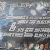 Brockie w/  4 MC's - Telepathy - Skibadees World Cup Blazer - Ministry of Sound - 2002