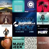 DEEPINSIDE RADIO SHOW 049 (Elements Of Life Artists of the week)