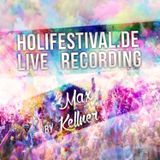Holifestival Live Recording by Max Kellner
