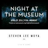Steven Lee Moya: Live @ San Antonio Museum of Art 4.29.2016