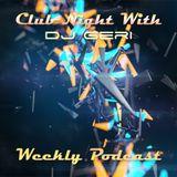 Club Night With DJ Geri 480