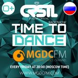 CRSTL - TIME TO DANCE #005 @ MGDC FM [ RUSSIAN DANCE CHANNEL ]