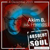 Absolut Soul Show /// 4.12.2019 on SOULPOWERfm
