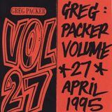 DJ Greg Packer Vol.27 side B - mixtape from 1995 (192kB/s)