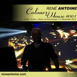 Colours of House #001 (December 2014)