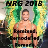 DJ MOZ MORRIS - NRG 2018 REMIXED, REMODELLED, REMADE