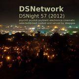 DSNight 57 - Deep House Techno (2012)