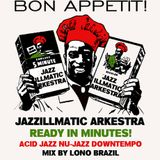 JAZZILLMATIC ESSENTIAL ACID JAZZ MIX  (Mixed By Lono Brazil)