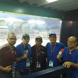 Audio de la Transmisión completa del Juego Venezuela vs Brasil el 11-10-16 desde el Estadio Metropol
