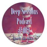 José Jiménez - Deep Sessions Podcast 002 January 2015 (Deep House)