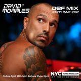 David Morales Def Mix at Yuca WMC 2017