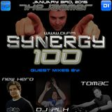 The Jammer - Synergy 2015 Podcast 01 featuring New Hero, Tomac and PLH [EPISODE 100]