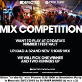 Defected x Point Blank Mix Competition - DJ RAFA NUNES - djset n2