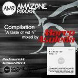 Amazone podcast 34 Marco Asoleda_ compil A Taste of 4 mixed