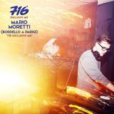 716 Exclusive Mix - Mario Moretti (Bordello A Parigi) : Walking In The Fog Mix
