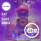 X5 Dubs House Vs Bass Promo Mix For Sanction Event At Gorilla  23rd September Manchester