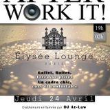 Live DJ Set @ Elysée Lounge (Paris - Champs Elysées)