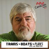 Trains 'n Boats 'n Planes with Ian Robertson, 6 Mar 2017: Dublin