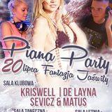 De Layna - Klub Fantazja - Piana Party [20.07.2013]