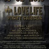 DJ Baba & Hardnoiser as Point [ 44 ] DJ Team @ Love Life Fight Cancer 13-02-2016 Live HC Set