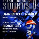 Fresh Organic Sounds Ep 8 hosted by Jaribooti Appu at Tenzi.fm