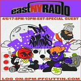 East New York Radio 04-06-17 PF CUTTIN Special Guest RIM of Da Villinz