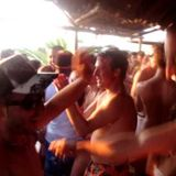 Dj Flikas live mix at Cocus Beach Bar