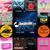 DEEPINSIDE RADIO SHOW 066 (Tribe Records Label of the week)