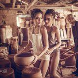 Việt Mix - Túy Hồng Nhan Ft Chi Tôi [ Linh Ku ]  Nguyễn Văn Đạt Mix