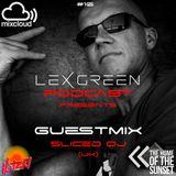 LEX GREEN PODCAST presents GUESTMIX #16 SLICED DJ (UK)