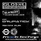 Blacklist #17 by Drumatick (27.07.2018)