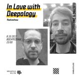 In Love with Deepology @ Megapolis 89,5 FM Moscow (08.10.2017)