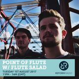 Point of Flute w/ Flute Salad 1st August 2017